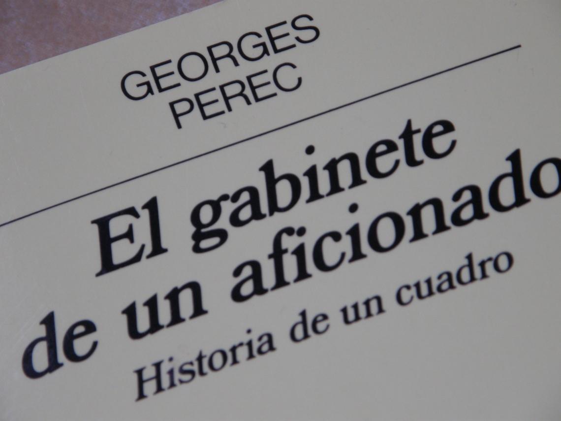 Javier Antón - Georges Perec