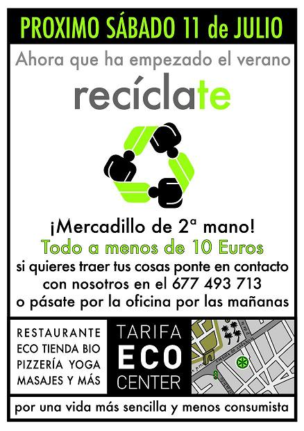 Mercadillo en Tarifa Eco Cent