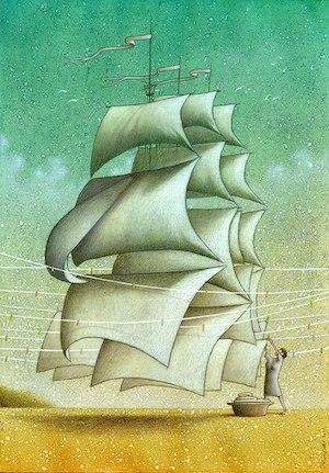 Kuczynski, Pawel - Boat